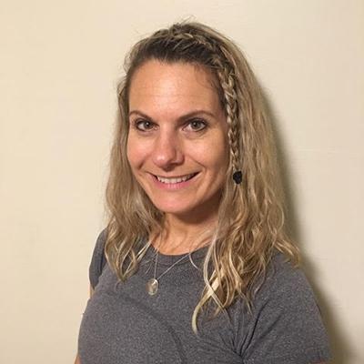 Katie Kennedy, Yoga Teacher