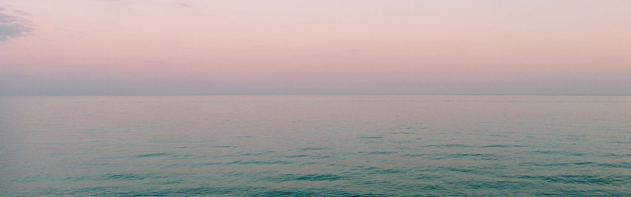 ocean soft colours